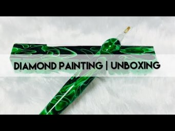Diamond Painting - Unboxing | Diamond Painting Pen Creations